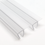 4-6mm Glass Vertical Seal 2272/251117 - Pair